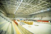 Президент АО «ТВЭЛ» Юрий Оленин оценил ход работ по реконструкции Ледового дворца спорта
