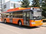 В Ижевске на маршрут выйдет первый автобус на газовом топливе