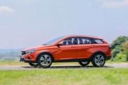 Автоваз назвал цены новые Vesta SW и Vesta SW Cross