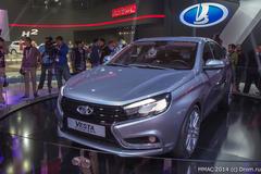 Первый кузов Lada Vesta будет показан уже в феврале