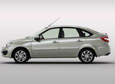 Производство Lada Granta Liftback перенесли из Ижевска в Тольятти