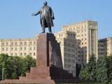 Памятнику Ленина осталось стоять в Харькове считанные дни