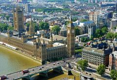 Российские туристы чаще посещают Великобританию