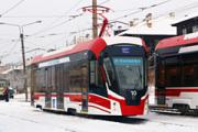 В Ижевске прокомментировали проблему с эксплуатацией новых трамваев «Львенок»