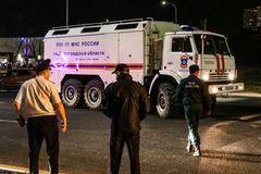 В Волгограде при столкновении катамарана с баржей погибли 11 человек