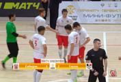 МФК «Глазов» с минимальным счетом уступил «Сибиряку»