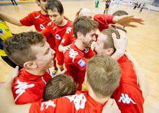 Глазовский мини-футбольный клуб «Прогресс» единолично возглавляет турнирную таблицу Суперлиги