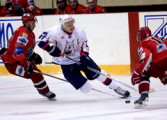 Хоккеисты «Прогресса» дважды уступили команде «Юниор-Спутник»
