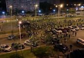 В Минске во время протестов погиб человек