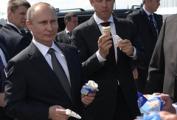 Мороженое, которое Путин ел на МАКС-2017, подорожало на 10 рублей