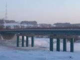 В Удмуртии восстановили аварийны мост через Чепцу