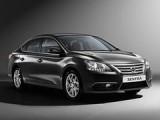 Седан Nissan Sentra ижевской сборки показали на Московском автосалоне