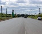 В Глазове завершился ремонт объездной дороги