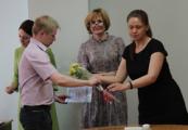 Временно исполняющим обязанности главы города Глазова стала Ирина Обухова