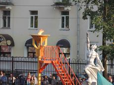 В Глазове состоялась торжественная церемония открытия 23 летних Республиканских сельских игр