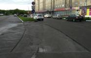 Подрядчик за свой счет переделывает участки улицы Первомайской