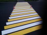 В Глазове появилось три новых пешеходных перехода