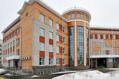 В Ижевске достроили больницу, которую начали строить в 2012 году