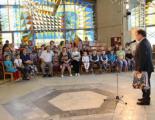 Благодаря помощи «Росатома» дети из 120 семей получили новые портфели