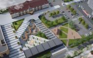 Работы по реконструкции привокзальной площади должны завершиться 30 ноября