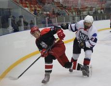 Хоккеисты «Прогресса» выиграли последний домашний матч регулярки