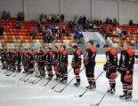 Хоккеисты «Прогресса» выиграли два товарищеских матча с «Олимпией»