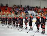 «Прогресс» обыграл хоккеистов ГУОР Карелия со счетом 5:0
