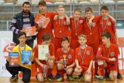 Футболисты «Прогресса» 2004-2005 годов рождения стали серебряными призерами на турнире в Ижевске