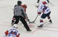 Хоккеисты «Прогресса» дважды обыграли «Кристалл»