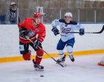 Глазовские хоккеисты обыгрывают «Динамо-576»