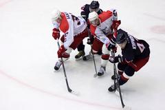 Хоккеисты «Прогресс» проиграли последние матчи сезона