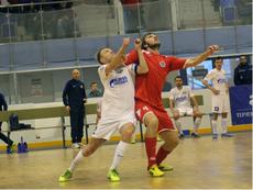 Мини-футбольный «Прогресс» возвращается в Глазов