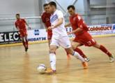 Мини-футболисты «Прогресса» начали сезон с поражения