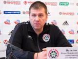 Игорь Путилов покинет пост главного тренера «Прогресса»