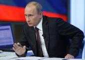 Путин попросил у Совета Федерации разрешении использования войск на Украине
