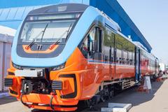 Рельсовый автобус начал ходить между Нижнекамском и Ижевском