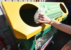 В Ижевске установили 45 контейнеров для раздельного сбора мусора