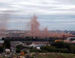 «Ижсталь» перестанет пугать жителей Ижевска рыжим дымом