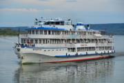 В 2017 году речной порт Сарапула рассчитывает принять более 60 теплоходов с туристами