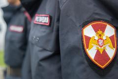 В Глазове сотрудники Росгвардии спасли на пожаре мать с сыном
