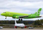 Аэропорта Ижевска готовится принять самолеты авиакомпании S7