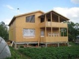 Дома из SIP-панелей