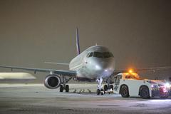 Вылет самолета «Аэрофлота» задержали в Ижевске на 17 часов