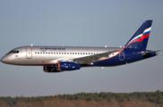 Очередной инцидент с Sukhoi Superjet 100 на маршруте Москва-Ижевск
