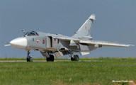 В Сирии разбился фронтовой бомбардировщик Су-24