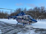 Санитарная авиация возобновила полёты в Глазов