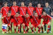 Сборная России обыграла Армению