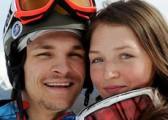 Российская семья завоевала золото и бронзу в слаломе