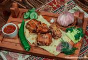 Шашлык, как народное мясное блюдо