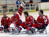 Удмуртские следж-хоккеисты стали чемпионами России